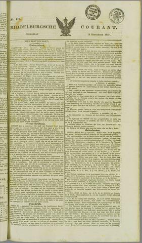 Middelburgsche Courant 1837-09-14