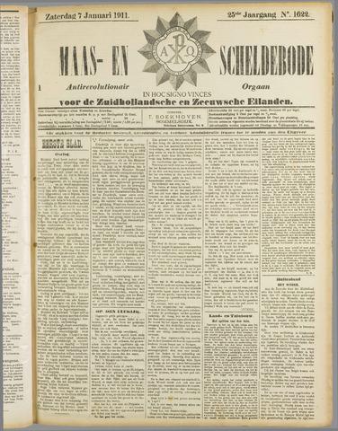 Maas- en Scheldebode 1911