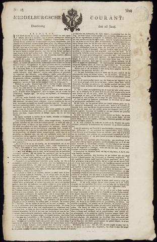 Middelburgsche Courant 1814-06-16