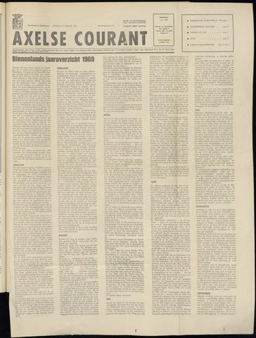 Axelsche Courant 1970