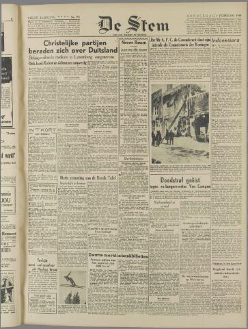 de Stem 1948-02-05