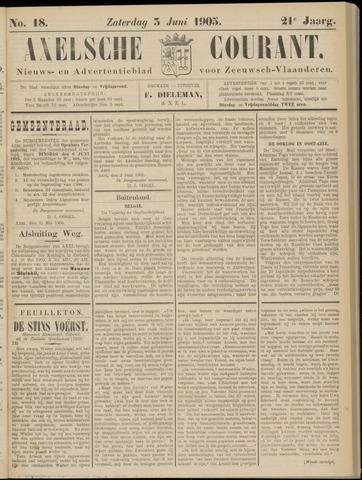 Axelsche Courant 1905-06-03