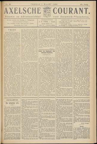 Axelsche Courant 1930-03-07