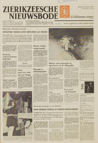 Zierikzeesche Nieuwsbode 1973-01-22