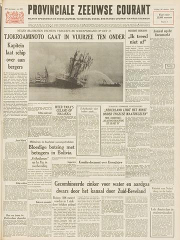 Provinciale Zeeuwse Courant 1964-10-30