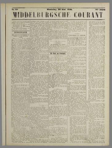 Middelburgsche Courant 1919-05-26