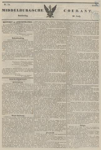 Middelburgsche Courant 1844-06-20