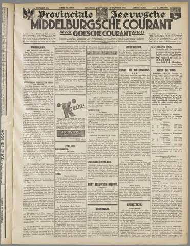 Middelburgsche Courant 1933-10-30