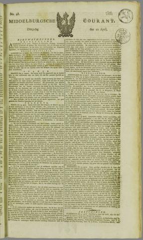 Middelburgsche Courant 1824-04-20