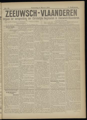 Luctor et Emergo. Antirevolutionair nieuws- en advertentieblad voor Zeeland / Zeeuwsch-Vlaanderen. Orgaan ter verspreiding van de christelijke beginselen in Zeeuwsch-Vlaanderen 1918-03-09
