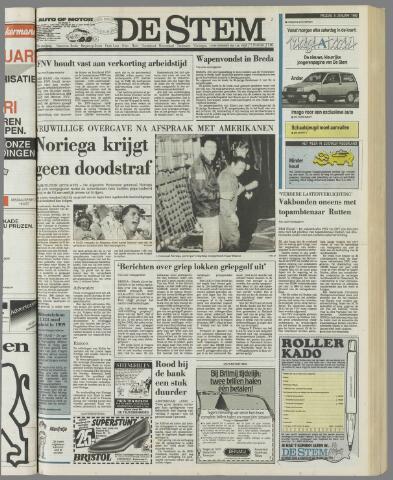 de Stem 1990-01-05