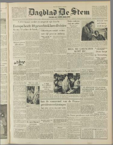de Stem 1953-12-16