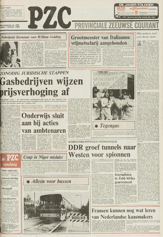 Provinciale Zeeuwse Courant 1983-10-07
