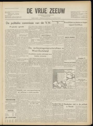 de Vrije Zeeuw 1953-08-27