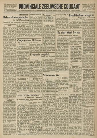 Provinciale Zeeuwse Courant 1947-05-13