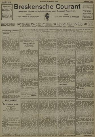 Breskensche Courant 1932-02-24