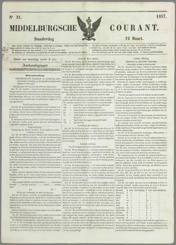 Middelburgsche Courant 1857-03-12