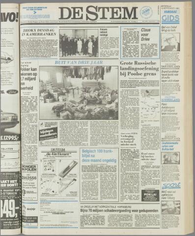 de Stem 1981-09-12
