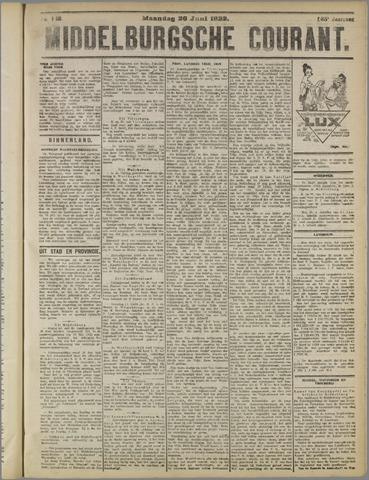 Middelburgsche Courant 1922-06-26