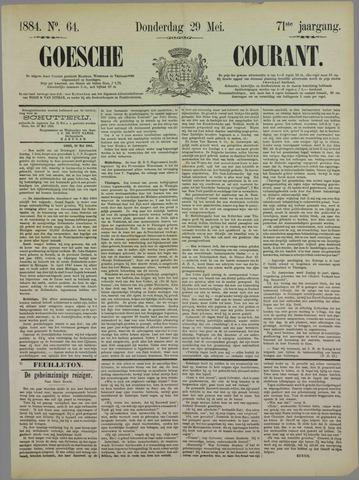 Goessche Courant 1884-05-29