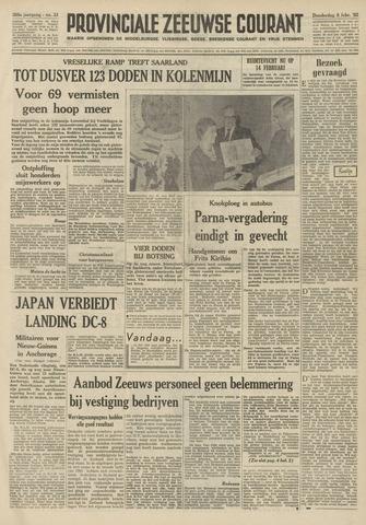 Provinciale Zeeuwse Courant 1962-02-08