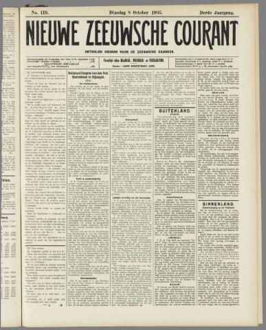 Nieuwe Zeeuwsche Courant 1907-10-08