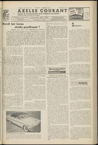 Axelsche Courant 1954-02-10