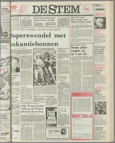 de Stem 1981-03-18