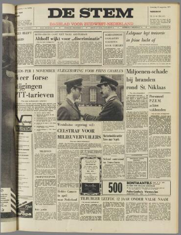 de Stem 1971-08-21
