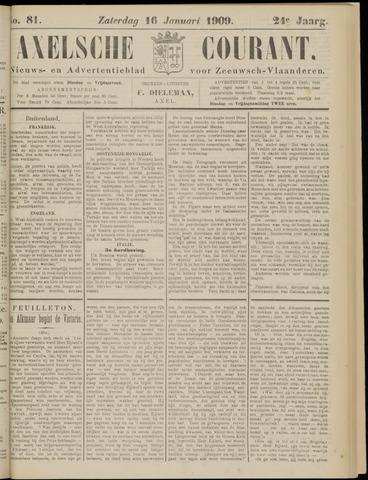 Axelsche Courant 1909-01-16