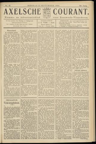 Axelsche Courant 1934-09-11