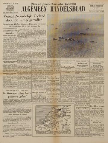 Watersnood documentatie 1953 - kranten 1953-02-03