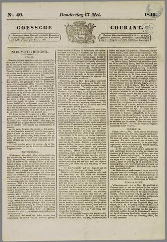 Goessche Courant 1849-05-17