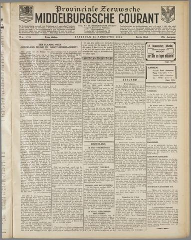 Middelburgsche Courant 1930-08-16