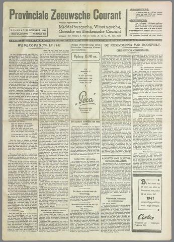 Provinciale Zeeuwse Courant 1940-12-31
