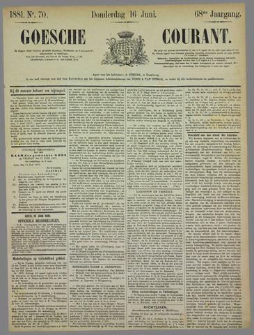 Goessche Courant 1881-06-16