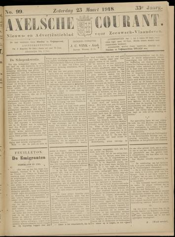 Axelsche Courant 1918-03-23