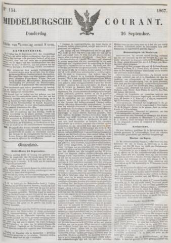 Middelburgsche Courant 1867-09-26