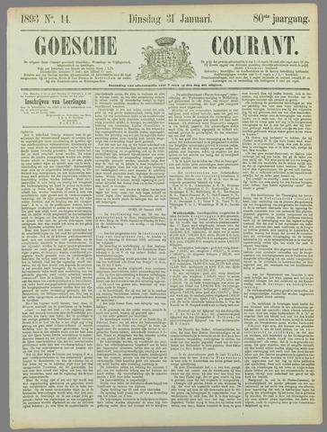 Goessche Courant 1893-01-31