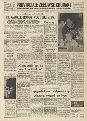 Provinciale Zeeuwse Courant 1960-11-05