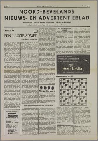 Noord-Bevelands Nieuws- en advertentieblad 1977-12-15