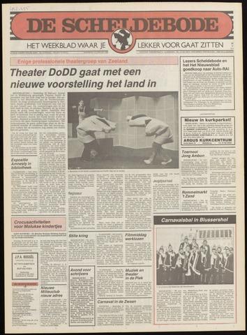 Scheldebode 1985-02-07