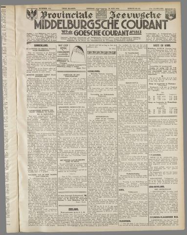 Middelburgsche Courant 1934-07-24