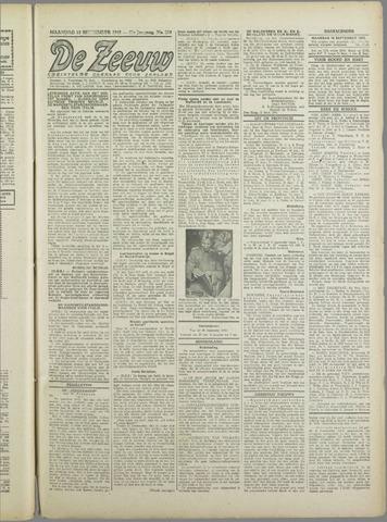 De Zeeuw. Christelijk-historisch nieuwsblad voor Zeeland 1943-09-13
