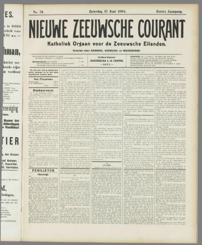 Nieuwe Zeeuwsche Courant 1905-06-17