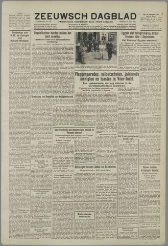 Zeeuwsch Dagblad 1947-08-15
