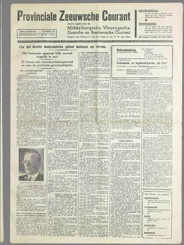 Provinciale Zeeuwse Courant 1940-06-06