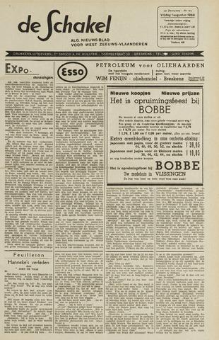 De Schakel 1958-08-01