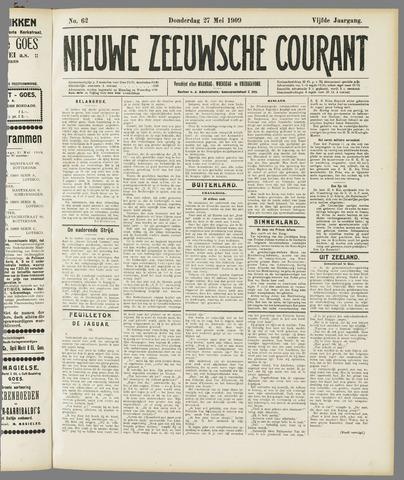 Nieuwe Zeeuwsche Courant 1909-05-27