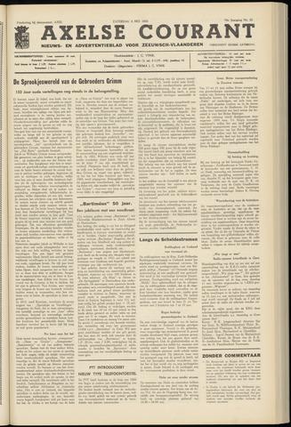 Axelsche Courant 1965-05-08